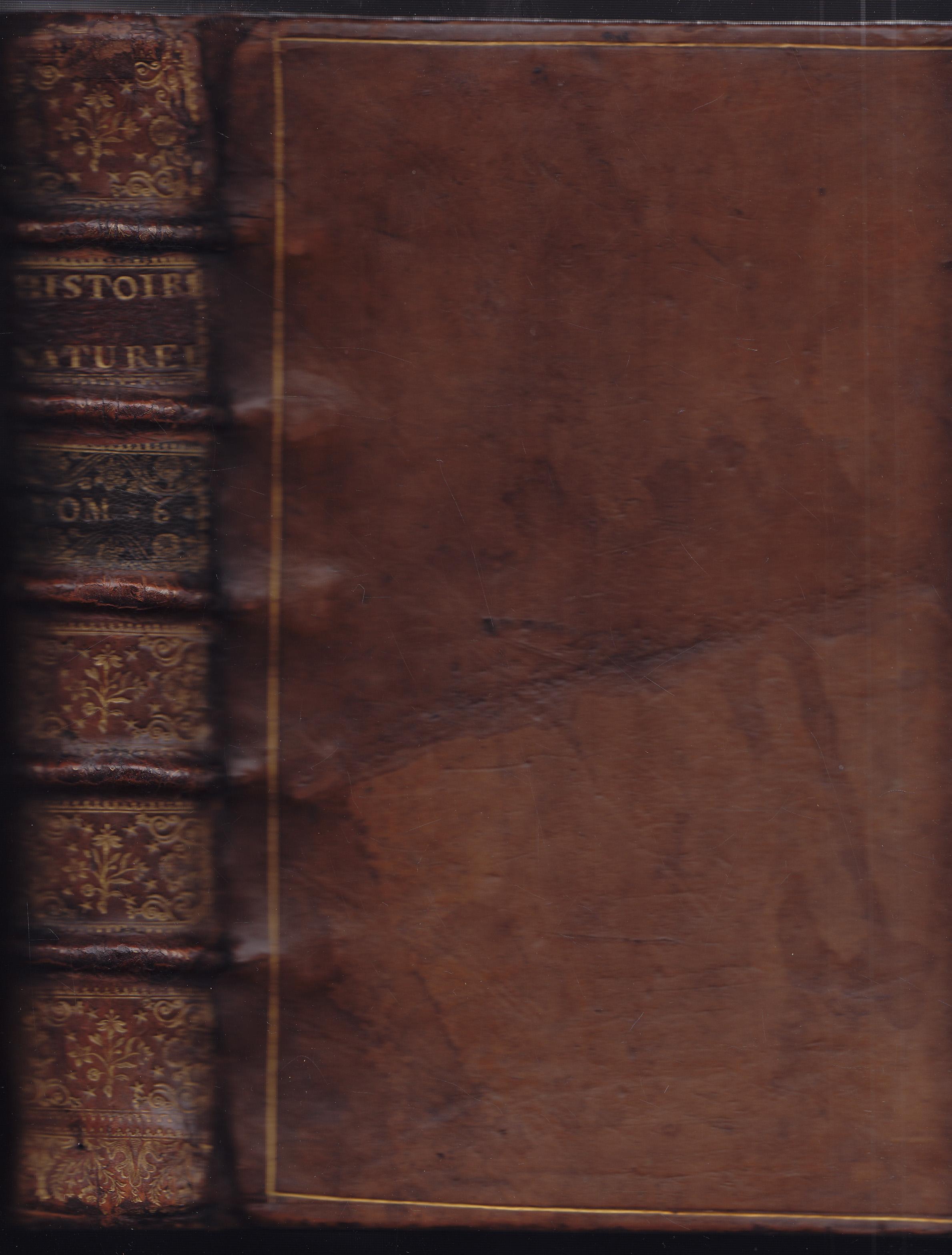 BUFFON-Louis-Le-Clerc-Histoire-naturelle-1756
